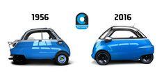 """El coche que se fabricó en los años 50 y que se hizo famoso por la serie de televisión """"Cosas de casa"""" en la que su protagonista, Steve Urkel, conducía un BMW Isetta, volverá a venderse. Una empresa se ha"""