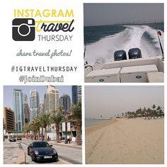 Mein Instagram Travel Thursday am 15. Mai 2014 Im Mittelpunkt meiner vergangenen Reisewoche stand die Teilnahme an einer Pressereise nach Dubai, zu der Lueers