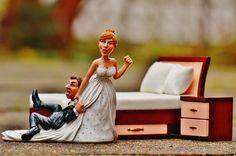 Razones financieras para nunca casarse #Finanzas