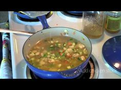 The Perfect Summer Soup -- by Amy Pennington, author of Urban Pantry