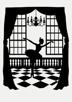 Tchaikovsky's Swan Lake - The Black Swan - Laura Barrett - London Based Freelance Silhouette & Pattern Illustrator - Illustration Portfolio Cool Art Drawings, Pencil Art Drawings, Art Drawings Sketches, Mandala Drawing, Mandala Art, Kirigami, Doodle Art Designs, Paper Animals, Silhouette Art