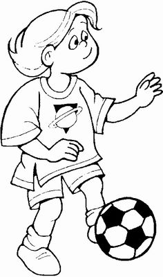 fußball ausmalbilder für kinder | ausmalbilder, bilder zum