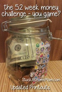 the 52 week money challenge week 30