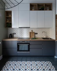 41 Fancy Kitchen Interior Decoration Ideas For Today - When planning the layout or just redoing the decorating, taking on a kitchen interior design project is exciting. It is neat to see a project come to . Kitchen Room Design, Modern Kitchen Design, Kitchen Layout, Home Decor Kitchen, Kitchen Living, Interior Design Kitchen, Kitchen Ideas, Diy Kitchen, Home Design