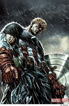 Captain America NEW Poster Comics Cartoon Marvel Adventures Hulk Iron Man