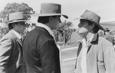 Still of Tom Burlinson in The Man from Snowy River II Man From Snowy River, The Man, Panama Hat, Toms, Cinema, Cowboys, Childhood, Movies, Australia