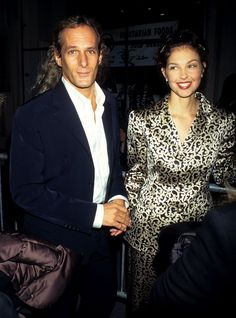 Ashley Judd and Michael Bolton