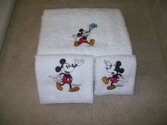Your place to buy and sell all things handmade Mickey Mouse Bathroom, Mickey Mouse House, Disney Mickey Mouse, Minnie Mouse, Bathroom Kids, Kids Bath, Disney Now, Disney World Secrets, Mikey Mouse