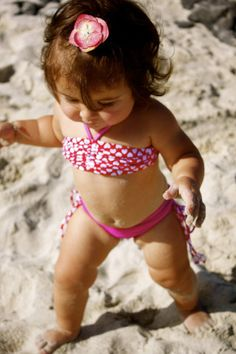 Little girl swimsuit website...adorable!
