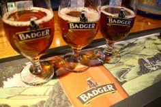 shorts honey badger beer - Google Search