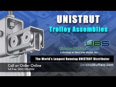 Unistrut Trolley P2750