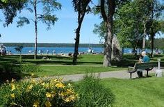 Image result for clear lake manitoba Clear Lake Manitoba, Riding Mountain National Park, How Beautiful, Summer 2016, Trip Planning, Places Ive Been, Beaches, Golf Courses, Scenery
