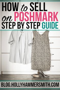 How to Sell on Poshmark: The Poshmark app offers an easy way to sell clothing and accessories you no longer wear. Online Sales, Selling Online, Selling Apps, Online Buying, Ebay Selling, Way To Make Money, Make Money Online, Diy Clothes Kimono, How To Sell Clothes
