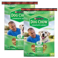 En Target puedes conseguir la comida para tu Perrito Purina Dog Chow de 18.5 lb a $11.99. Compra (2) y utiliza dos cupones de $3.00 de des..