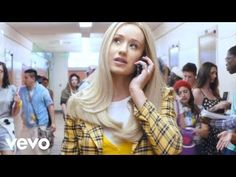 Charli XCX Premiere- Listen Here! Fancy Iggy, Iggy Azalea Fancy, Music Songs, Music Videos, Fancy Video, Rock Music News, Funny Songs, The New Classic, Hip Hop Songs