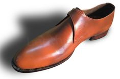 Men Brown Single Monk Genuine Leather Shoes Formal Shoes For Men, Brown Leather Shoes, Easy Wear, Natural Leather, Character Shoes, Oxford Shoes, Dress Shoes, Men's Footwear, Boots