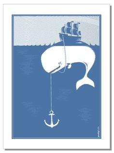 Whale - tea towel https://www.prettyberlin.com/collections/tea-towels/products/whale-tea-towel