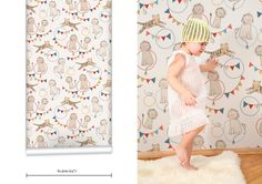 """Usage: Domestic & CommercialVertical Repeat: 57cm (22"""")Roll Dimensions: 61.5cm (24"""") x 10m (32ft 9"""")Pattern Match: Straight MatchSAMPLE: To order a sample of this product, please message the SELLER. Overview:Heavy-duty wallpaper with paper"""
