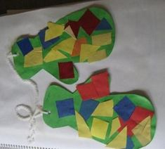 craft mittens with toddlers and preschoolers – Knippen Winter Crafts For Kids, Winter Kids, Diy For Kids, Fall Winter, Family Crafts, Baby Crafts, January Crafts, Arts And Crafts, Paper Crafts