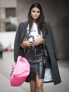 Daniela Braga attends the 2016 Victoria's Secret Fashion Show