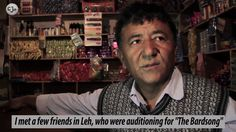 "Tsewang Spalgon runs a small Tea-shop and teaches in a primary school in Ladakh. But what is amazing about him is that he the star of an international movie- ""The Bardsong"". Watch his story here:"