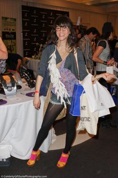 Jackie Tohn attend at Red Carpet Events LA Grammy Awards Gifting Suite 2012