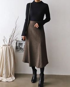 Love these work korean fashion 5557520580 – Hijab Fashion Tokyo Street Fashion, Seoul Fashion, Korean Street Fashion, Fashion Mode, Modest Fashion, Look Fashion, Hijab Fashion, Autumn Fashion, Fashion Outfits