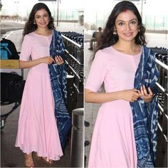 @divyakhoslakumar Outfit - @ambraee_ #bollywood #style #fashion #beauty #bollywoodstyle #bollywoodfashion #indianfashion #celebstyle…