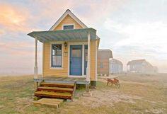 cabane de plage.... tiny houses