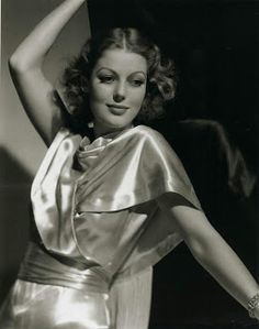 Loretta Young, by Clarence Sinclair Bull