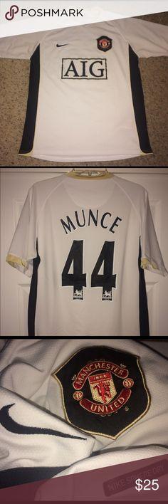3e225e05cf0 Nike Manchester United MUFC soccer Jersey ➡️Nike Manchester United soccer  jersey... size