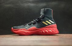 size 40 fb0fa 37cba Buy Adidas Crazy Explosive Primeknit Black Gold Red New Release Cheap To  Buy from Reliable Adidas Crazy Explosive Primeknit Black Gold Red New  Release Cheap ...