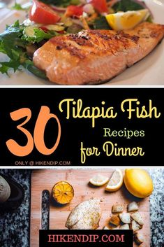 Looking for Seafood Recipes for dinner. Here are easy & best Tilapia Fish recipes for Dinner. These Tilapia Fish recipes are extremely healthy & delicious. Cilantro Recipes, Tilapia Fish Recipes, Healthy Tilapia, Shrimp Recipes For Dinner, Seafood Recipes, Easy Soup Recipes, Healthy Recipes, Healthy Meals, Healthy Food