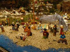 La Nativité au bord de l'eau