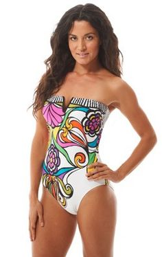 One-Piece Bathing Suits   Designer One-Piece Swimwear   Women's One-Piece Swimsuits