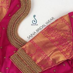 To get your outfit customized visit us at Chennai, Vadapalani or call/msg us at for appointments, online order and further… Cutwork Blouse Designs, Wedding Saree Blouse Designs, Simple Blouse Designs, Embroidery Neck Designs, Stylish Blouse Design, Blouse Neck Designs, Embroidery Works, Chennai, Blouse Designs Catalogue