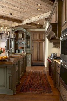Nice 64 Gorgeous French Country Style Kitchen Decor Ideas https://insidecorate.com/64-gorgeous-french-country-style-kitchen-decor-ideas/