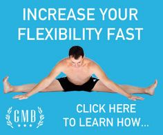 Flexibility doesn't have to be a struggle. Use these strategies to get flexible fast in a smart and efficient way.