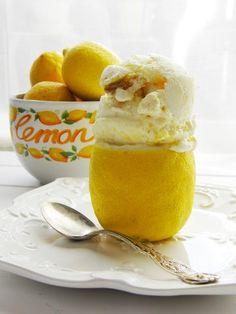Lemon Cream Pie Ice Cream