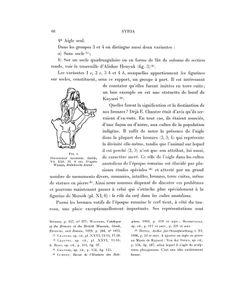 Notes d'archéologie syrienne et hittite, IV, le culte du cerf en Anatolie. dans cette publication, il apparait que le Dieu Cornu existait déjà bien avant chez les assyriens. Et associé comme chez les amérindiens aux cerfs.