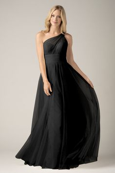 Shop Wtoo Bridesmaid Dress - 858i in Bobbinet at Weddington Way. Find the perfect made-to-order bridesmaid dresses for your bridal party in your favorite color, style and fabric at Weddington Way.