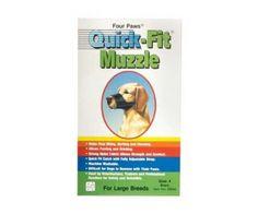 Quick Fit Muzzle - Size 4