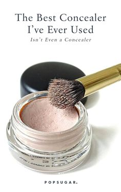 Using MAC Pro Longwear Paint Pot as a ConcealerYou can find Best concealer and more on our website.Using MAC Pro Longwear Paint Pot as a Concealer Beauty Care, Diy Beauty, Beauty Skin, Health And Beauty, Beauty Makeup, Beauty Hacks, Makeup Tips, Healthy Beauty, Homemade Beauty