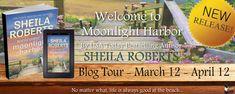 #BookReview: Welcome to Moonlight Harbor by Sheila Roberts!! @pumpupyourbook @_Sheila_Roberts @HarlequinBooks #NewRelease