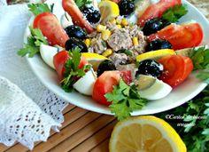 Caprese Salad, Cobb Salad, Food, Salads, Essen, Meals, Yemek, Insalata Caprese, Eten