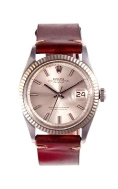 Foundwell Vintage Rolex Exclusively on Moda Operandi