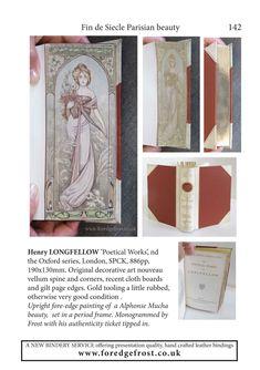 Painting Edges, Parisian, Art Decor, Art Nouveau, Book Art, Beauty, Altered Book Art, Cosmetology