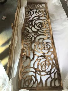 Colored Laser Cutting Panel C Aacute Raquo Shy A Doors Laser Cut Metal Jaali Laser Cut Screens, Laser Cut Panels, Laser Cut Metal, Laser Cutting, Decorative Metal Screen, Decorative Panels, Screen Design, Door Design, Jaali Design