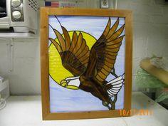 American Bald Eagle by valbuchmiller on Etsy, $350.00