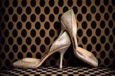 Bridal shoes Washington DC area wedding ideas
